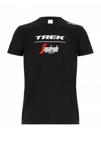 TREK-SEGAFREDO 2019 - T-SHIRT BLACK