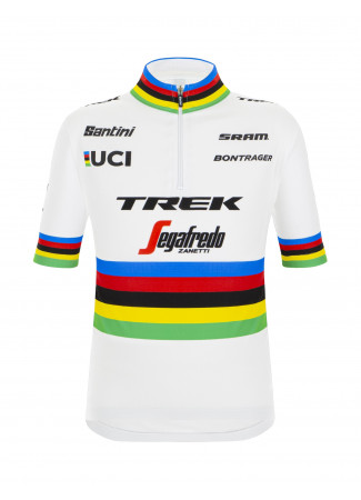 TREK- SEGAFREDO 2019 - WORLD CHAMPION KID JERSEY